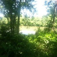 Photo taken at Otsiningo Park by Kathleen M. on 6/19/2013