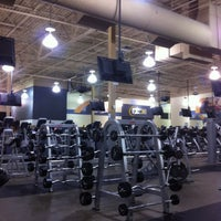 Photo taken at 24 Hour Fitness by Destiny T. on 6/19/2013