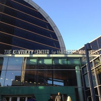 Photo taken at Kentucky Center for the Performing Arts by Floretta W. on 11/10/2012