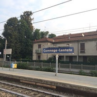 Photo taken at Stazione Camnago - Lentate by H.G. on 9/12/2015