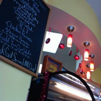 Photo taken at Sugar Pie's Coffee House by Adam W. on 1/25/2013