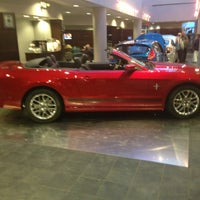 Photo taken at Tom Holzer Ford by Jesse P. on 1/24/2013