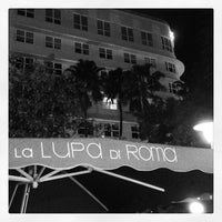 Photo taken at La Lupa Di Roma by Robert D. on 11/25/2013