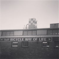 Photo taken at Paul's Bicycle Way of Life by Shane M. on 9/27/2013
