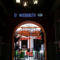 Photo taken at El Microbito by Felipe G. on 6/19/2013