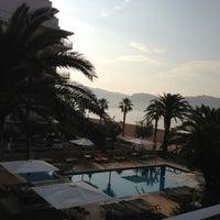Photo taken at Medplaya Hotel Monterrey by Talitha V. on 7/20/2013