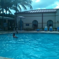 Photo taken at Four Points Pool Chill Area by Roy W. on 8/24/2013