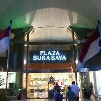 Photo taken at Plaza Surabaya by Nurroh H. on 7/4/2013