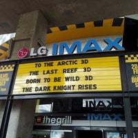 Photo taken at LG IMAX Theatre by Adam F. on 7/29/2012