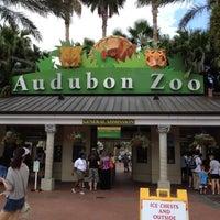 Photo taken at Audubon Zoo by Thalia E. on 5/19/2012