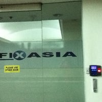 Photo taken at FIXASIA Infotech by Harold M. on 10/8/2012