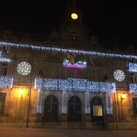 Photo taken at Plaza Mayor by Dayanna C. on 12/19/2015