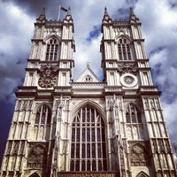 Photo taken at Westminster Abbey by Katie L. on 5/25/2013