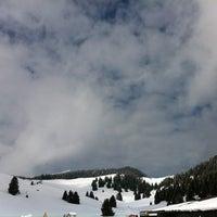 Photo taken at Rifugio Val Formica by Fabio B. on 4/1/2013