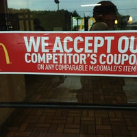 Photo taken at McDonalds by Pia A. on 6/28/2013