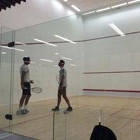 Photo taken at Hong Kong Squash Centre 香港壁球中心 by Vin C. on 8/25/2014