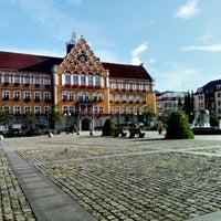 Photo taken at Náměstí ČSA by Denisa V. on 9/30/2016