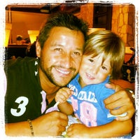 Photo taken at Pizzeria El Raco by Oscar B. on 7/19/2013