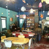 Photo taken at Java Cabana by Allie Cat Arts on 7/7/2013