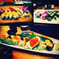 Photo taken at Yama Sushi by Cole H. on 11/1/2014