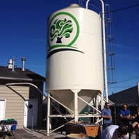Photo taken at Oakshire Brewing by Terry P. on 6/6/2014