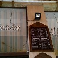 Photo taken at Cafetería Lisboa by Mariluz G. on 7/26/2016