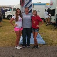 Photo taken at Kansas State Fairgrounds by Rhonda W. on 9/15/2013