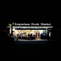 Photo taken at Emporium Fresh Market by Daniel H. on 4/24/2013