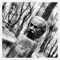 Photo taken at Parque México by Luis Alberto S. on 7/2/2013