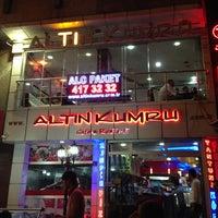 Photo taken at Altın Kumru by Reis on 8/10/2013