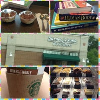 Photo taken at Barnes & Noble by Camille L. on 7/9/2013