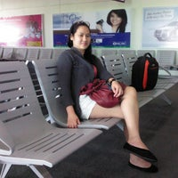 Photo taken at Gate 8 by shylene s. on 10/4/2013