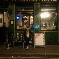 Photo taken at Old Kings Head by Rich P. on 10/18/2012