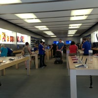 Photo taken at Apple Store, Bridgewater by Matthew R. on 6/25/2013