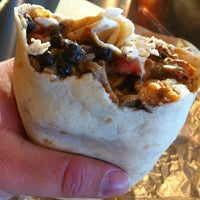 Photo taken at Qdoba Mexican Grill by Clinton P. on 3/19/2013
