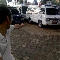 Photo taken at Dinas Pertamanan dan Pemakaman Provinsi DKI Jakarta by Ario P. on 11/5/2012