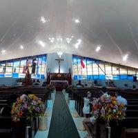 Photo taken at Igreja Nossa Senhora das Graças (Casa do Garoto) by Carol V. on 12/7/2013
