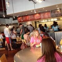 Photo taken at Chipotle Mexican Grill by Mandy Andy🎿 on 9/21/2013