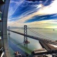 Photo taken at San Francisco-Oakland Bay Bridge by Thomas D. on 7/1/2013