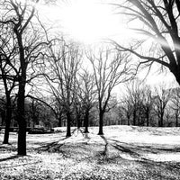 Photo taken at Forest Hill Park by Matheus G. on 2/14/2013