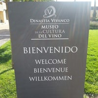 Photo taken at Dinastia Vivanco by Mike M. on 10/14/2012