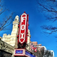 Photo taken at The Fox Theatre by Jason C. on 1/8/2013