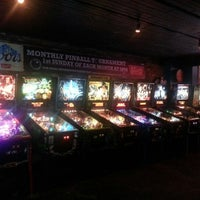 Photo taken at The 1up - LoDo by Justin R. on 10/4/2012