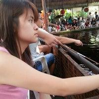 Photo taken at Bishan Hai Bin Prawning by Ace C. on 9/8/2013