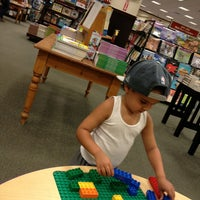 Photo taken at Barnes & Noble by Mister C. on 8/6/2013