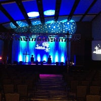 Photo taken at Community Choice Credit Union Convention Center by Jason S. on 2/1/2013