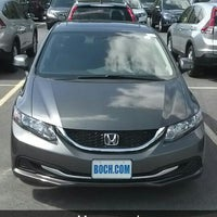 Photo taken at Boch Honda West by Brian M. on 6/29/2013