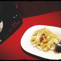 Photo taken at Food Hub by Issara P. on 8/5/2013