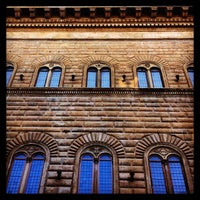 Photo taken at Palazzo Strozzi by Firenze C. on 7/29/2013