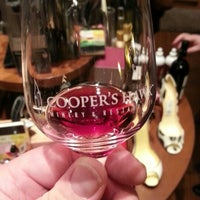 Photo taken at Cooper's Hawk Winery & Restaurant by James H. on 12/15/2012